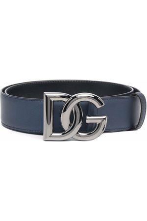 Dolce & Gabbana DG logo buckle belt