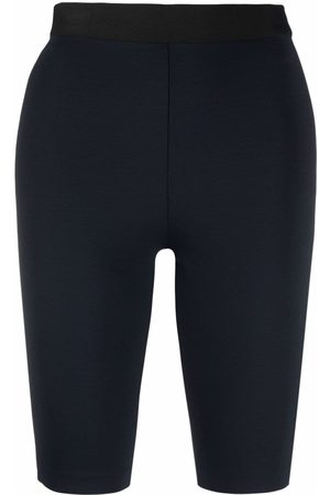 There Was One Mulher Calções - Scuba-jersey cycling shorts