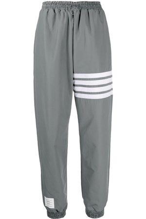 Thom Browne 4-Bar Stripe shell track pants