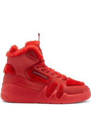 Giuseppe Zanotti Talon Winter high-top sneakers