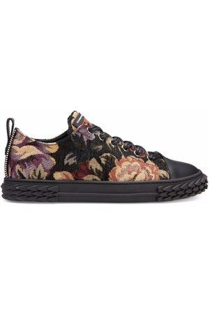 Giuseppe Zanotti Blabber floral sneakers