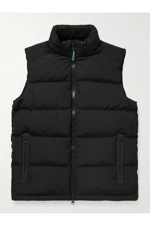 Orlebar Brown Homem Casacos de Inverno - Downtown Capsule Sommers Quilted Padded Shell Down Gilet