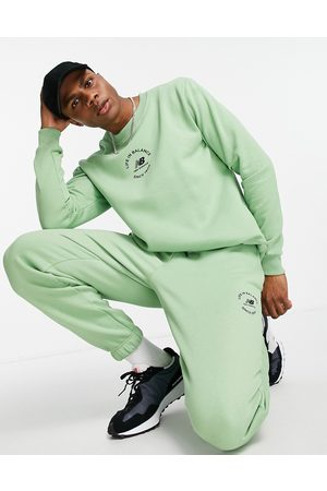 New Balance Life in balance joggers in sage green