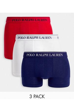 Polo Ralph Lauren 3 pack trunks in multi