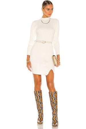 Bardot Mini Rib Knit Dress in - . Size L (also in Aus 14 / US L, M, S, XS).