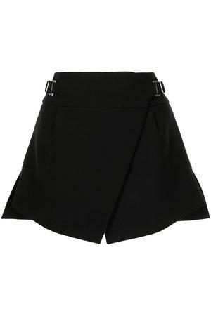 Dion Lee Asymmetric tailored mini skirt