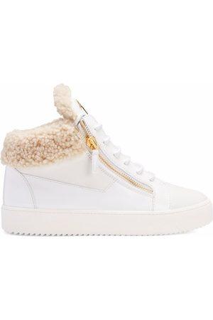 Giuseppe Zanotti Kriss leather sneakers