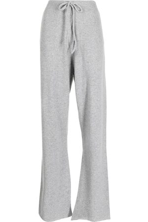 extreme cashmere Wide-leg sweatpants