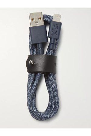 Native Union Homem Cintos - Belt Lightning Cable