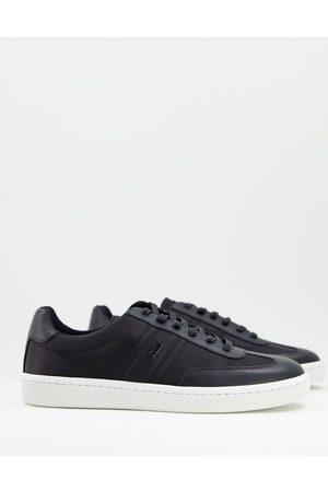 HUGO BOSS Homem Sapatos desportivos - Ribeira trainers in black