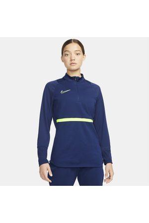 Nike Mulher Camisolas sem capuz - Camisola de treino de futebol Dri-FIT Academy para mulher