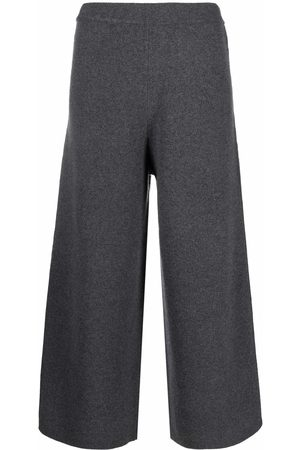 Joseph Cropped wide-leg wool trousers