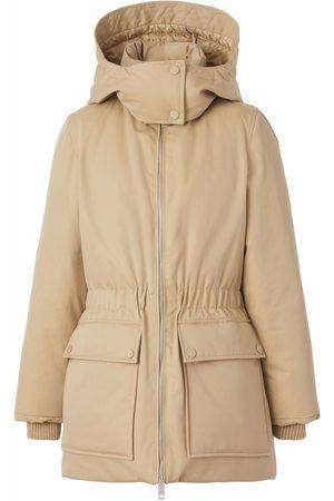 Burberry High-neck padded coat