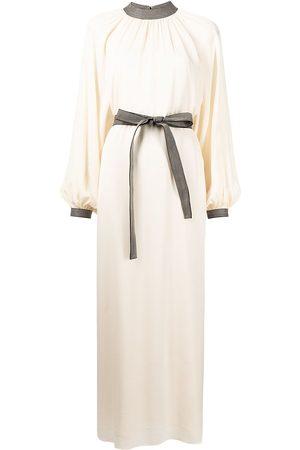 Tory Burch Crepe Caftan silk dress