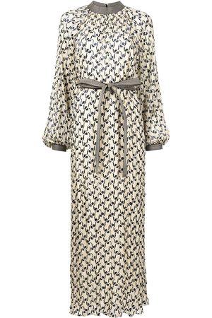 Tory Burch Crepe Caftan dress