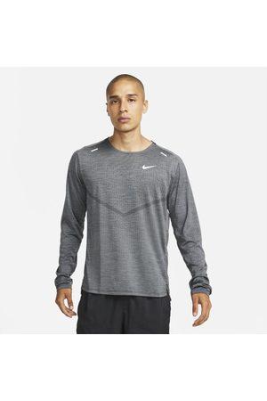 Nike Homem Sweatshirts de Manga larga - Camisola de running de manga comprida Dri-FIT ADV Techknit Ultra para homem