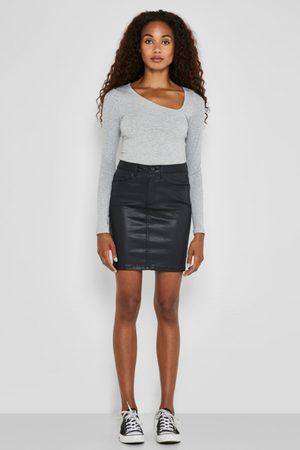 Noisy May Mulher Mini-saias - Saia encerada