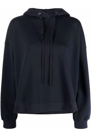 Maison Margiela Slogan-back cotton hoodie