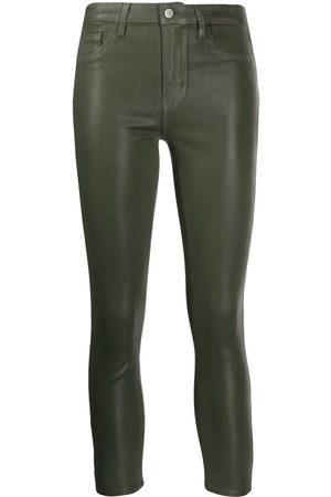 L'Agence Skinny-cut denim jeans