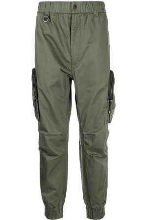 Izzue Straight-fit cargo trousers