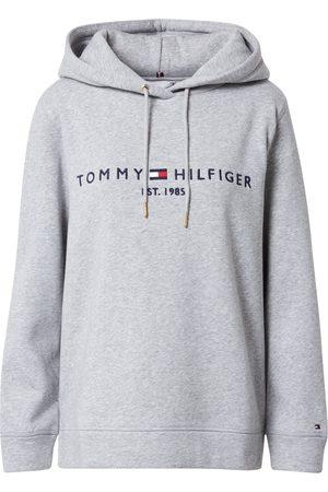 Tommy Hilfiger Mulher Camisolas com capuz - Sweatshirt 'TH ESS HILFIGER HOODIE LS