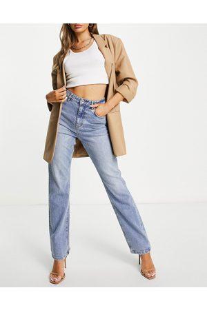 VERO MODA Mulher Retos - Straight leg jeans in light blue