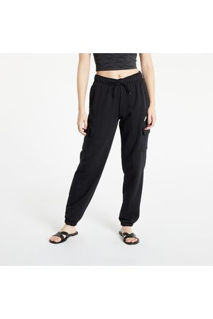 Nike NSW Essential Fleece Mid-Rise Cargo Pants / White