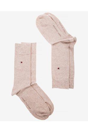 Tommy Hilfiger Set of 2 pairs of socks Beige