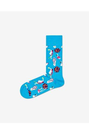 Happy Socks Park Socks Blue