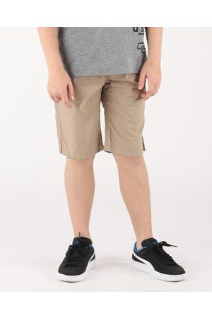 Diesel Parq Kids shorts Brown