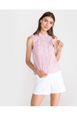 Superdry Makayla Shirt Pink White