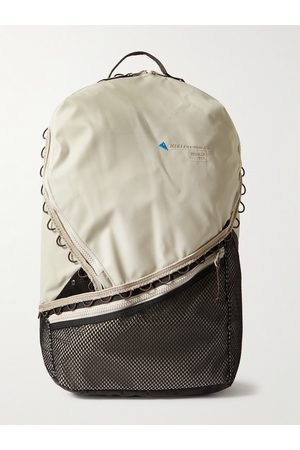 Klättermusen Homem Mochilas - Wunja Mesh-Trimmed Shell Backpack