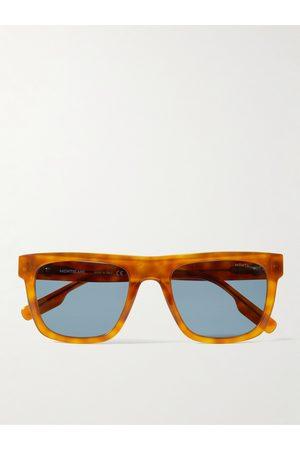 Montblanc D- Frame Acetate Sunglasses