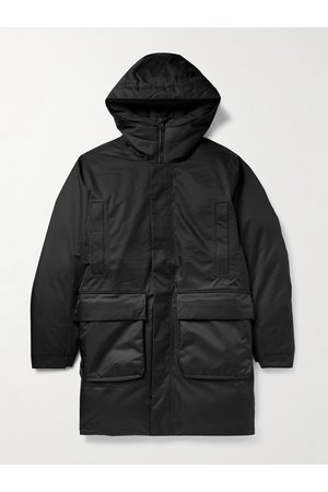 NN.07 Palle Recycled Shell Hooded Down Parka