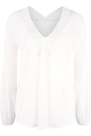 Lascana Mulher T-shirts & Manga Curta - Camisa