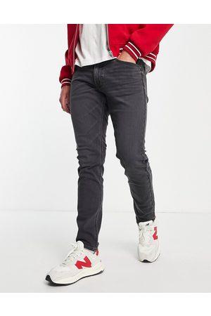 Lee Homem Slim - Luke slim tapered fit jeans-Grey