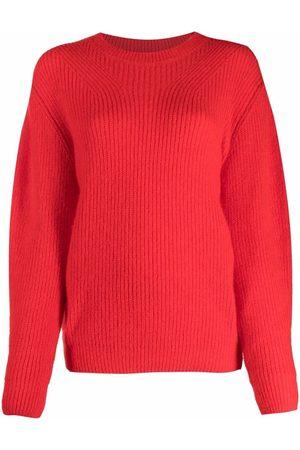 Pinko Ribbed crew-neck jumper