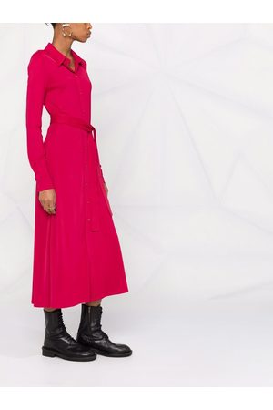 Pinko Belted shirt dress