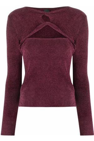 Pinko Cut-out detailed jumper
