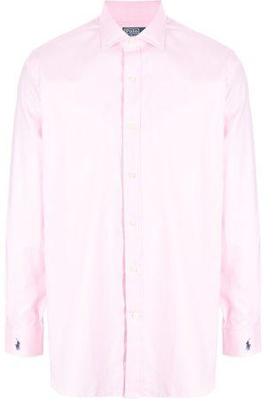Polo Ralph Lauren Long-sleeve cotton dress shirt