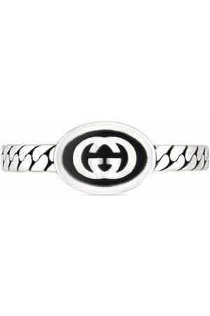 Gucci Thin Interlocking G ring