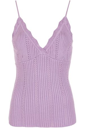 Olympiah Alfredo knitted top