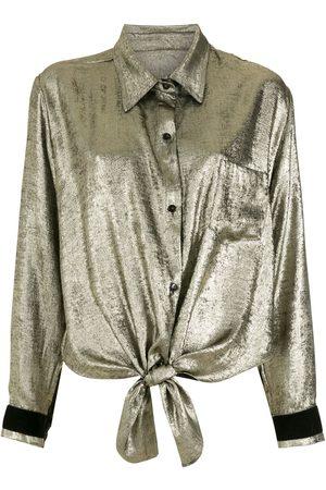 Olympiah Velvet shirt