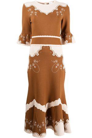 Alice McCall Paris Burning midi dress