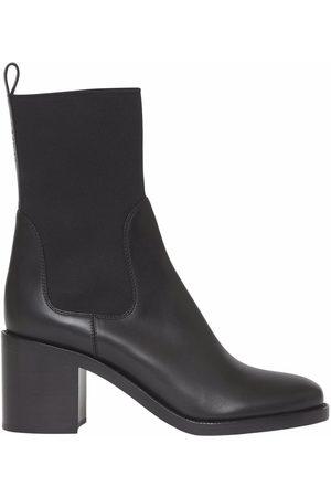 Burberry Block-heel Chelsea boots
