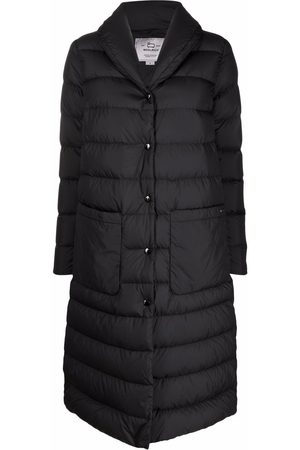 Woolrich Mid-length padded coat