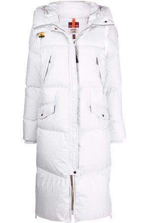 Parajumpers Padded hooded long coat