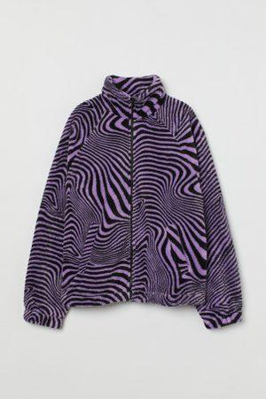 H&M Mulher Polares - Casaco polar oversize