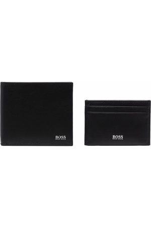 HUGO BOSS Emed-logo wallet