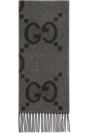 Gucci Homem Cachecóis & Echarpes - GG jacquard cashmere scarf